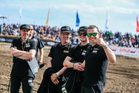 Team SHR Motorsports